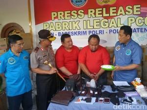 Pemilik Pabrik Pil PCC di Semarang Untung Rp 2,7 M per Bulan