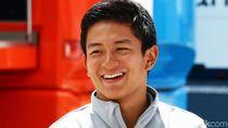 Suara Hati Rio Haryanto yang Rindu Ikutan Balap F1