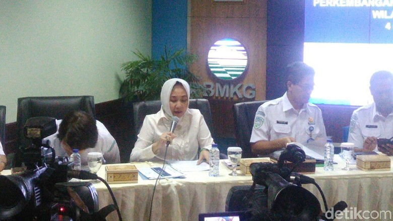 Siklon Dahlia Melemah, BMKG Imbau Masyarakat Tetap Waspada