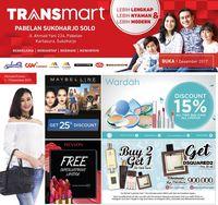 Beragam Promo Spesial Pembukaan di Transmart Pabelan Sukoharjo Solo