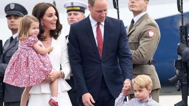 Pangeran William yang Lebih Dekat dengan Pangeran George/ Foto: Getty Images