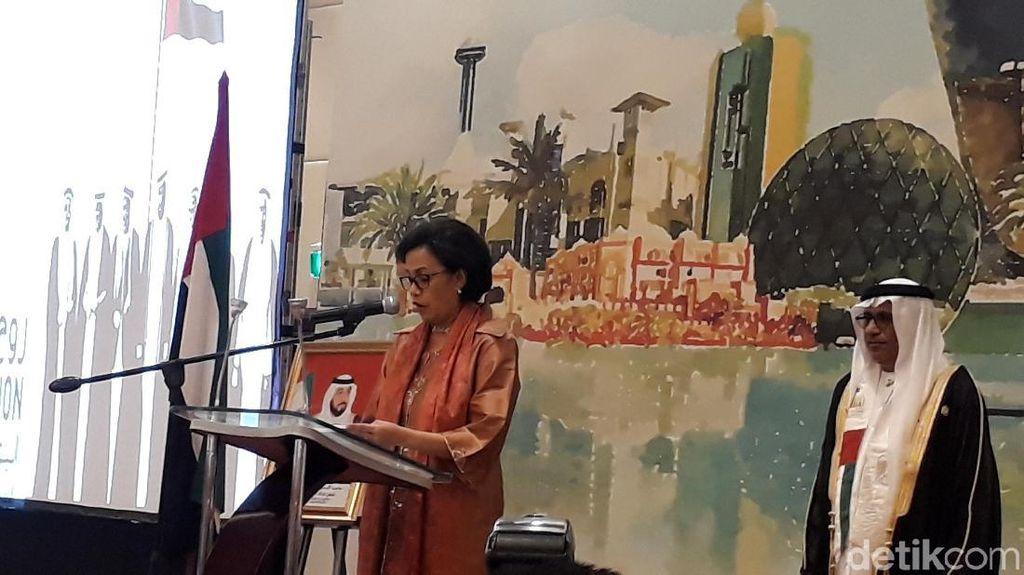 Di HUT Uni Emirat Arab, Sri Mulyani: UEA Investasi 80 Proyek di RI