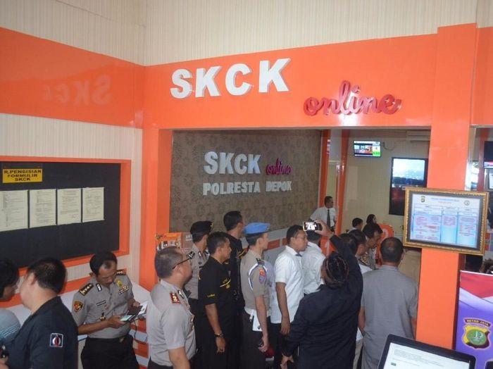 Cara Membuat SKCK Online Praktis bagi CPNS/Foto: Dok. Istimewa