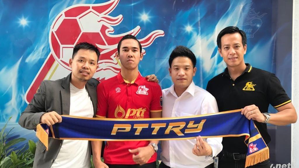 Ryuji Utomo Resmi Bergabung dengan Tim Liga 2 Thailand