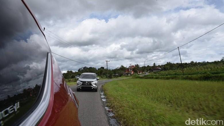 Inikah Alasan Mitsubishi Global Tidak Kenalkan Xpander di Amerika? Foto: Mitsubishi