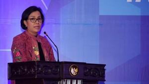 Cerita Sri Mulyani Lari ke Luar Gedung Kemenkeu Saat Gempa