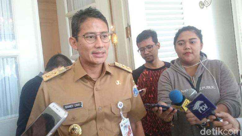 Sandiaga Sebut LRT Siap untuk Asian Games 2018