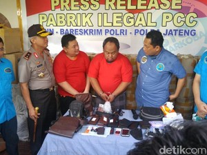 Buwas Geram, Sebut Pemilik Pabrik PCC di Semarang Gemuk dan Biadab