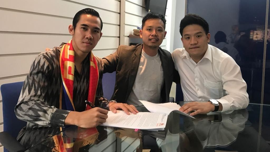 Ini Alasan Ryuji Gabung Tim Divisi 2 Thailand