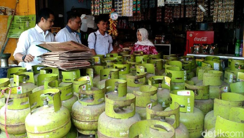 Ini Temuan Polisi dan Pemkab Pekalongan dari Kelangkaan Gas Melon