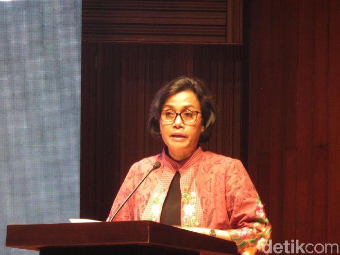 Menteri Keuangan Sri Mulyani Indrawati.Foto: Ardan Adhi Chandra