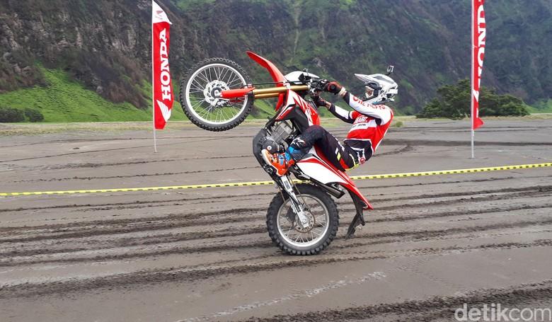 Honda CRF150L. Foto: Rois Jajeli