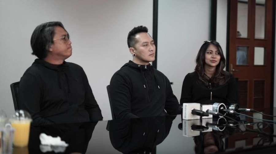 Demian dan Keluarga Edison Wardhana Buka Suara hingga Seksinya Gisel