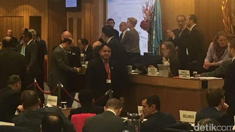 Indonesia-IMO Bertemu Khusus Bahas Keselamatan Pengangkutan Nikel