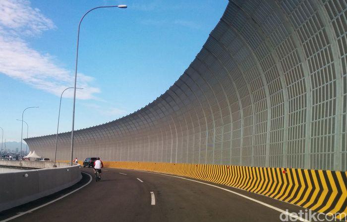 Tol Akses Tanjung Priok 11,4 Km. Danang Sugianto/detikFinance.