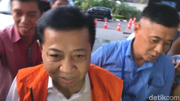 Jadwal Sidang Perdana Setya Novanto Tentukan Gugurnya Praperadilan