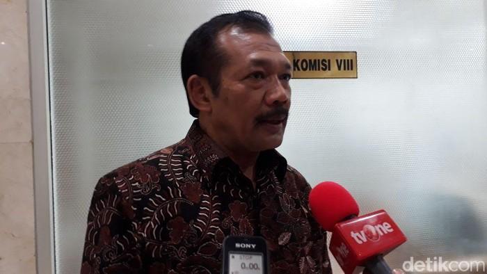 Wakil Ketua Komisi VIII Noor Achmad (Yayas-detikcom)