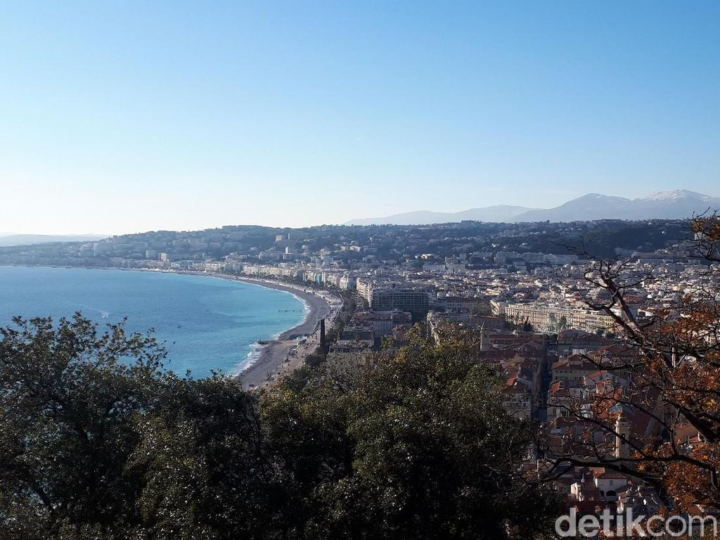 Nice, Kota Cantik Prancis yang Sedang Jadi Sorotan
