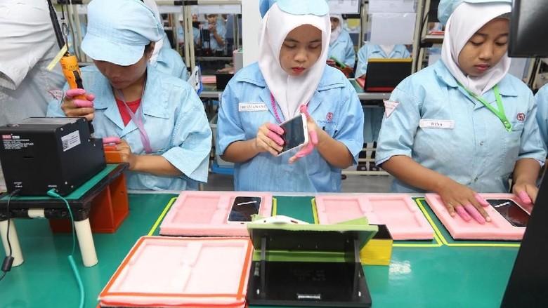 Pabrik Xiaomi di Batam (Foto: Xiaomi)