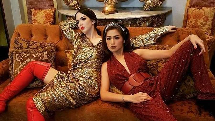 Seksinya Jessica Iskandar, Nia Ramadhani dan Gisel