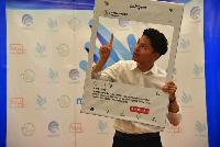 Fero Walandouw ikut gerakan mudamudigital
