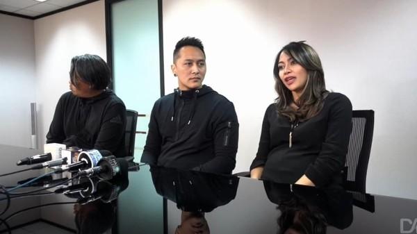 Istri Edison ke Demian: Kamu yang Sabar ya Ngadepin Netizen!