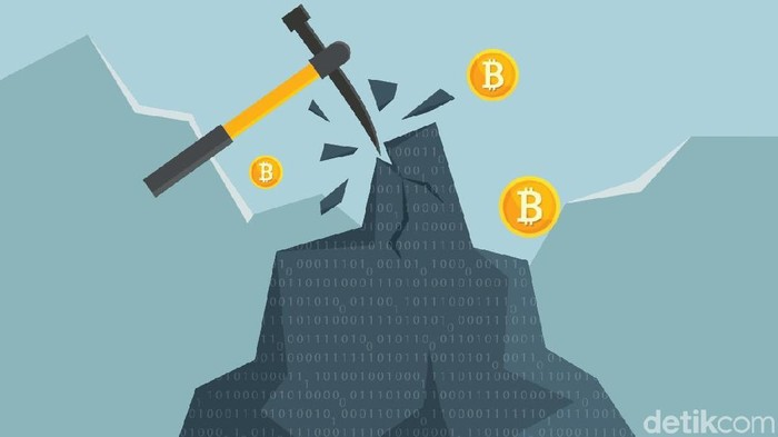 infografis bitcoin