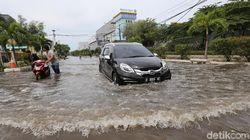 Waspada Mobil Rusak Akibat Banjir Rob Setelah Gerhana