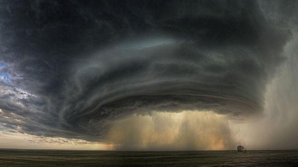 Bencana Alam Super Dahsyat dalam Bidikan Kamera