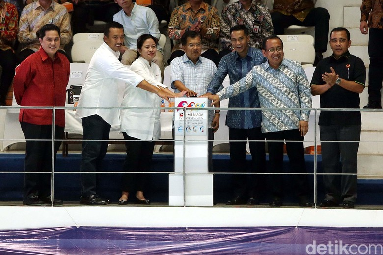 JK Buka Indonesia Open Aquatic Championship 2017