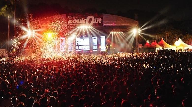 Festival musik di Singapura (Dok. Singapore Tourism Board)
