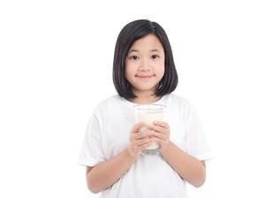 Kata Pakar Gizi Soal Anak Diberi Susu Rendah Lemak karena Takut Obesitas