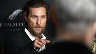 Matthew McConaughey Tak Perjaka Sejak Usia 15 Tahun