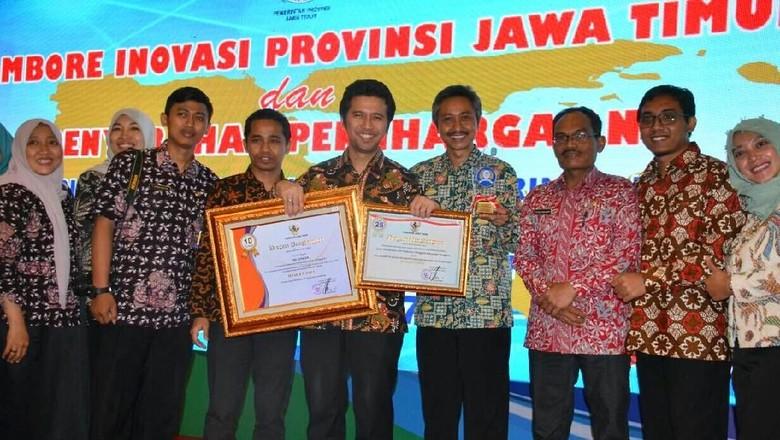 Trenggalek Borong Dua Penghargaan Inovasi Pelayanan Publik Jatim