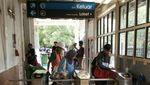 Penampakan Hall Baru Stasiun Tebet, Pindah ke TransJ Lebih Mudah