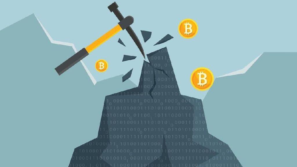 Spekulan Bitcoin Ibarat Batu Bacan