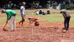 Revitalisasi Lapangan Banteng Terus Dikebut