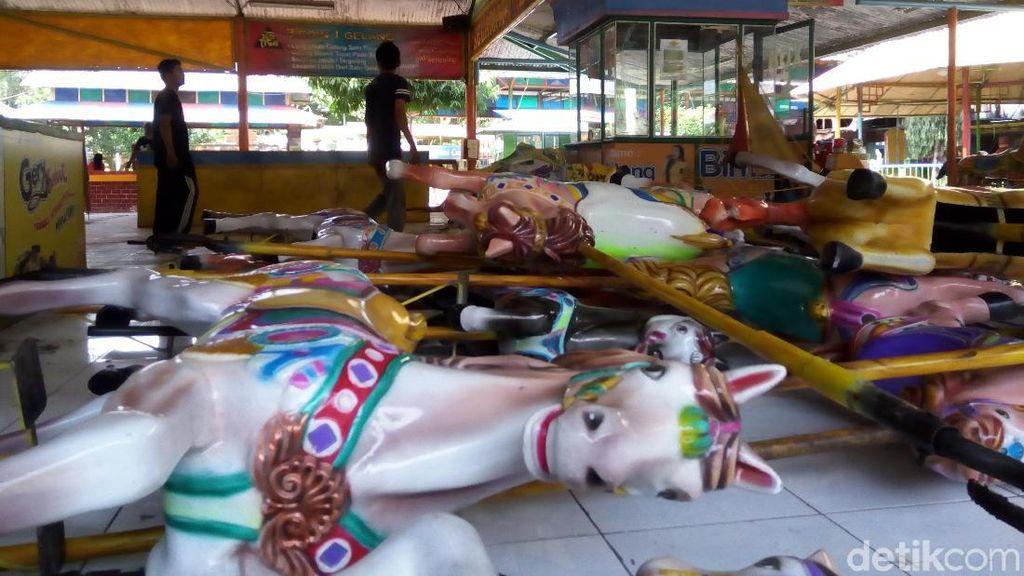 Hari-hari Terakhir THR Sriwedari Jelang Tutup di Pengujung Tahun