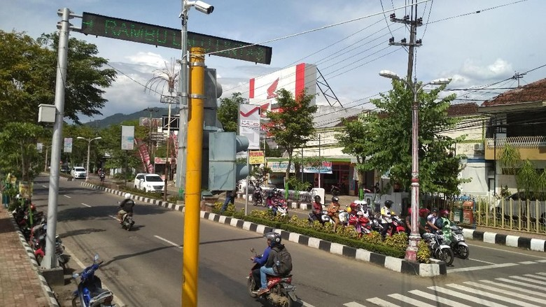 Pemkab Trenggalek Mulai Pasang CCTV di Jalan Protokol