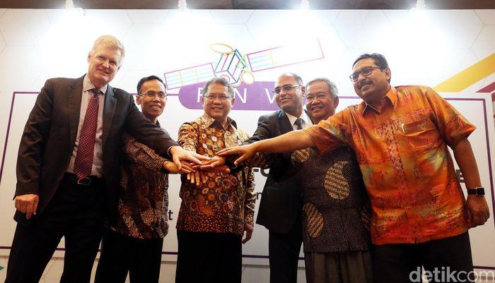 Satelit baru ini bakal diluncurkan untuk memperluas layanan internet yang ada di Indonesia.