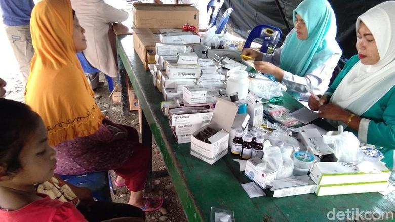Ratusan Korban Banjir Aceh Utara Mulai Diserang Sejumlah Penyakit