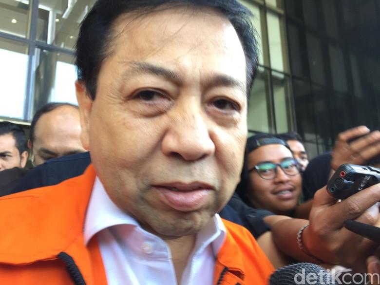 Fakta Soal Novanto yang Diungkap Jaksa di Tuntutan Andi Narogong