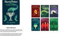 Ini Sampul eBook Harry Potter yang Belum Pernah Dipublikasikan