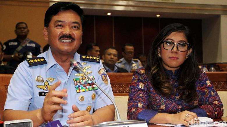 Komisi I Silaturahmi ke Kediaman Marsekal Hadi di Halim Besok