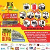 Diskon Brand Nike dan Levi's dari Bank Mega di BigBang Jakarta