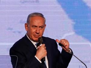 PM Israel Harap Negara-negara Eropa Ikuti Langkah AS Soal Yerusalem