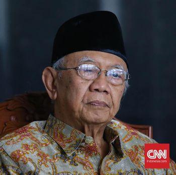 Ma'aruf Amin, Tokoh Kelima NU yang Menuju Kursi Istana