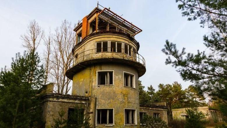 Bangunan tua yang terlupakan di Kota Berlin (Dok. CNN Travel)
