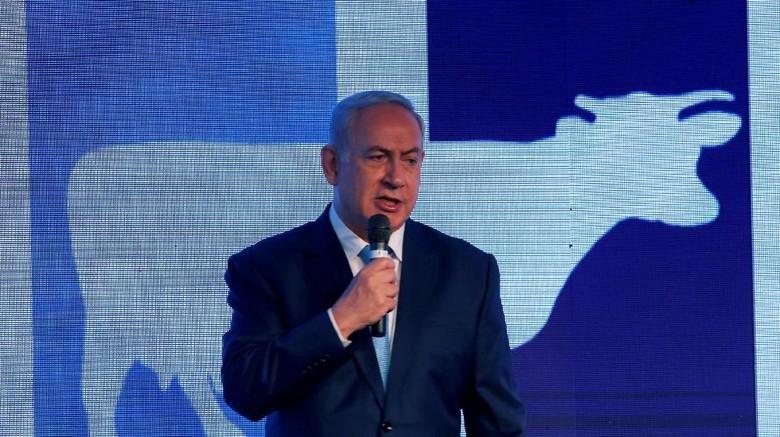 Netanyahu Klaim Israel Bantu Eropa untuk Cegah Serangan Teror