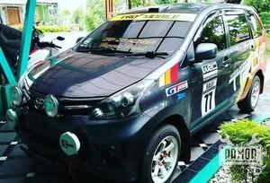 Toyota Avanza Buat Main Rally